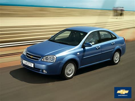 2009 Chevrolet Lacetti sedan – pictures, information and