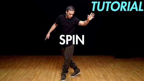 How to Spin (Hip Hop Dance Moves Tutorial) | Mihran