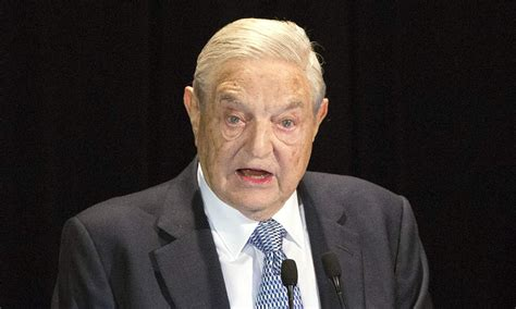 What's Current: Billionaire, George Soros, is funding the