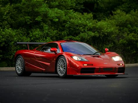Rare McLaren F1 'LM Spec' for Sale - 1 of 2 Upgraded to LM