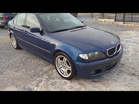 BMW 320d, 2005, Manual half leather, Good Condition 12
