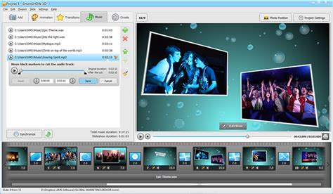 Make Slideshow with Music for Youtube | Try it FREE!
