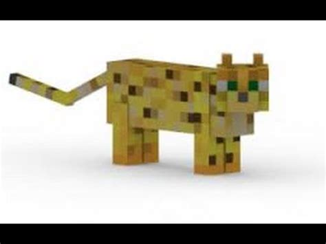 How to tame an Ocelot after bug Minecraft - YouTube