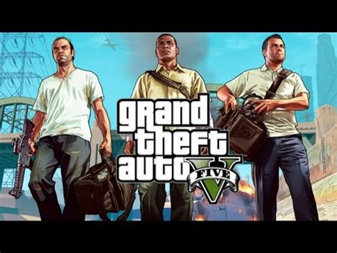 How To Download and Install GTA 5 GRAND THEFT AUTO V Full