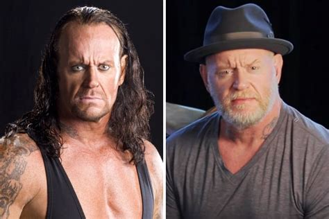 The Undertaker Then & Now! | Albany Daily News