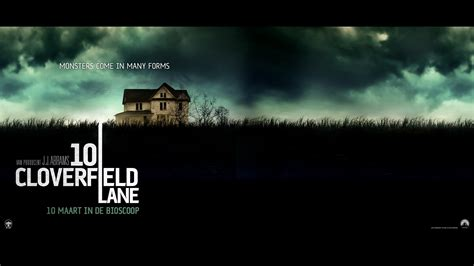10 CLOVERFIELD LANE - Taut Suspense and Psychological