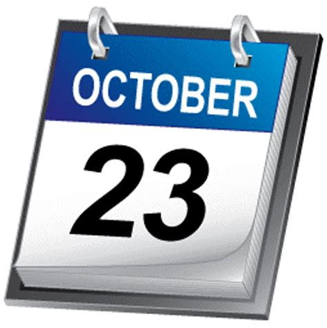 Born October 23 – If Today Is Your Birthday