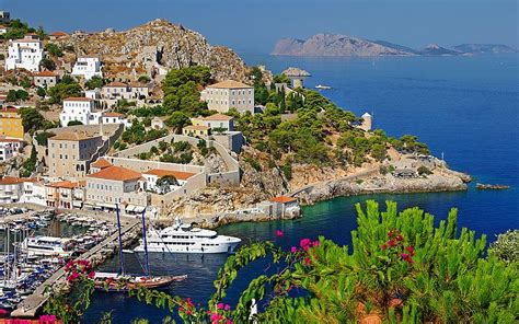 Greek islands: homing in on Hydra's charms - Telegraph