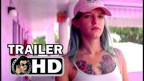 THE FLORIDA PROJECT Official Trailer (2017) Willem Dafoe