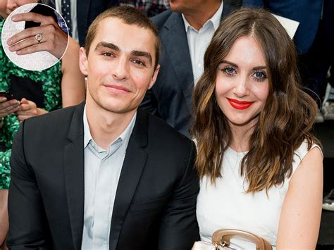 Alison Brie and Dave Franco Are Engaged! : People