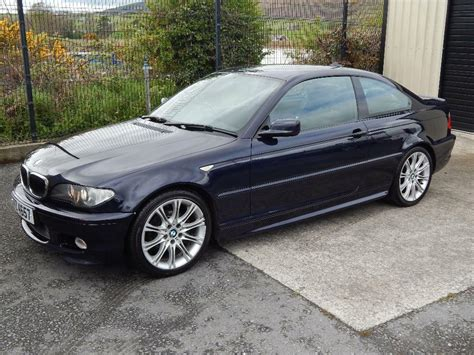 2005 E46 BMW 320D M Sport coupe (Full service history + 6