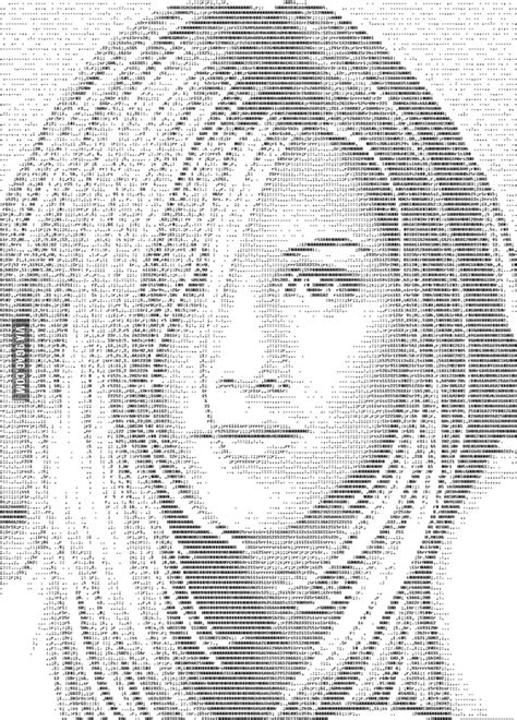 Made with text symbols - 9GAG