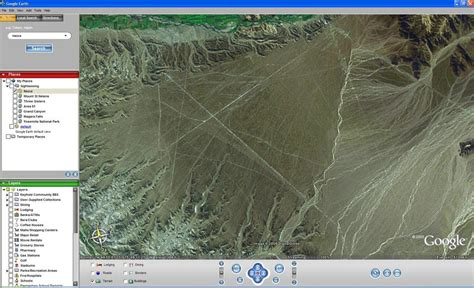 GodsMoon's Take on the World: Nazca Lines in Google Earth