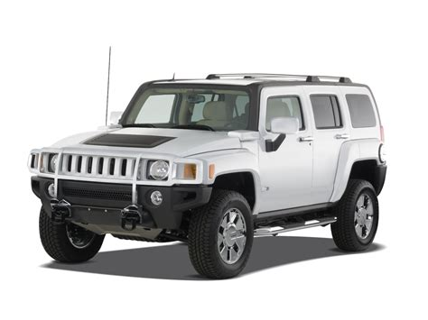 2007 Hummer H3 Reviews and Rating | Motor Trend