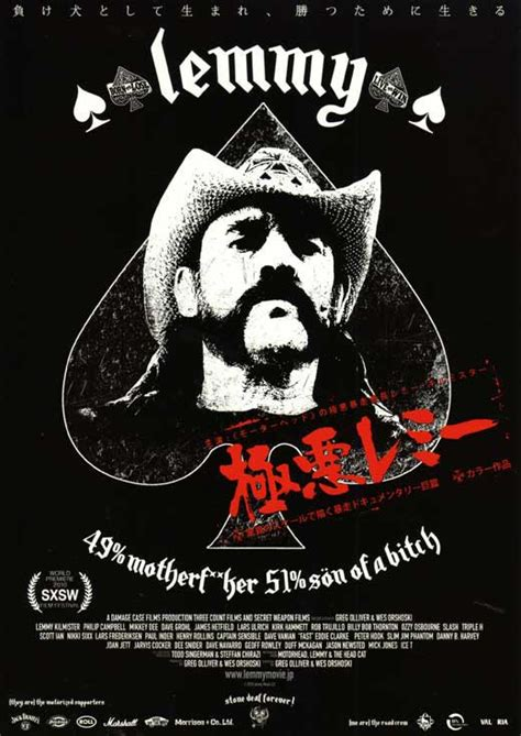 Lemmy Movie Posters From Movie Poster Shop