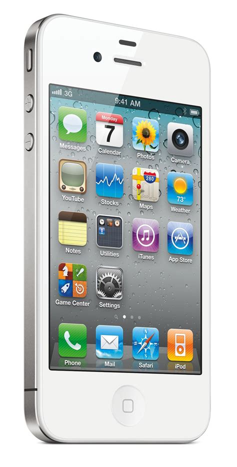 iPhone 4 Specs, Features and History