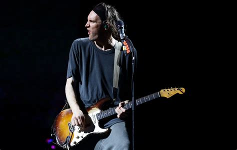 Josh Klinghoffer says Red Hot Chili Peppers firing him was