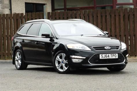 2014 FORD MONDEO 1