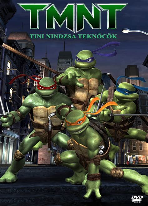 Tini Nindzsa Teknőcök (Teenage Mutant Ninja Turtles