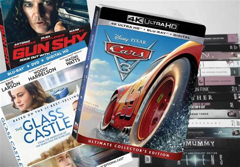 November 7 Digital, Blu-ray and DVD Releases