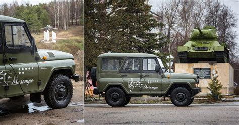 UAZ 3151 Hunter Victory edition | Made in Russia