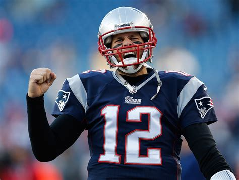 Tom Brady Stresses Patriots Fans with JAY-Z Quote | PEOPLE