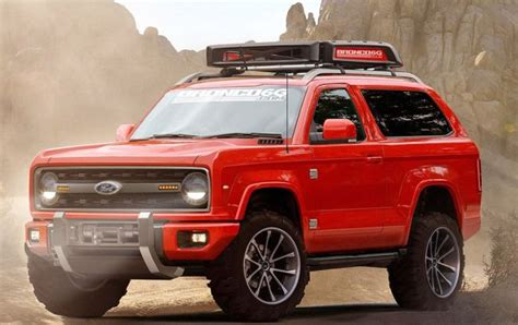 2018 Ford Bronco Price, Release date, Specs, MSRP, Interior