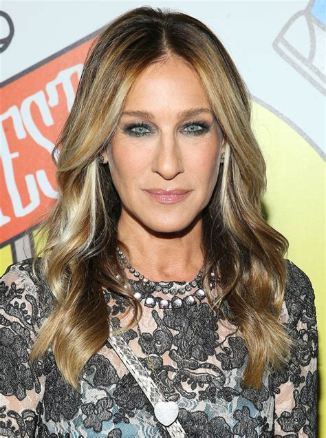 Sarah Jessica Parker Just Debuted the Sassiest Platinum