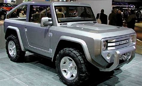 2018 Ford Bronco Review, Specs, Release Date and Photos