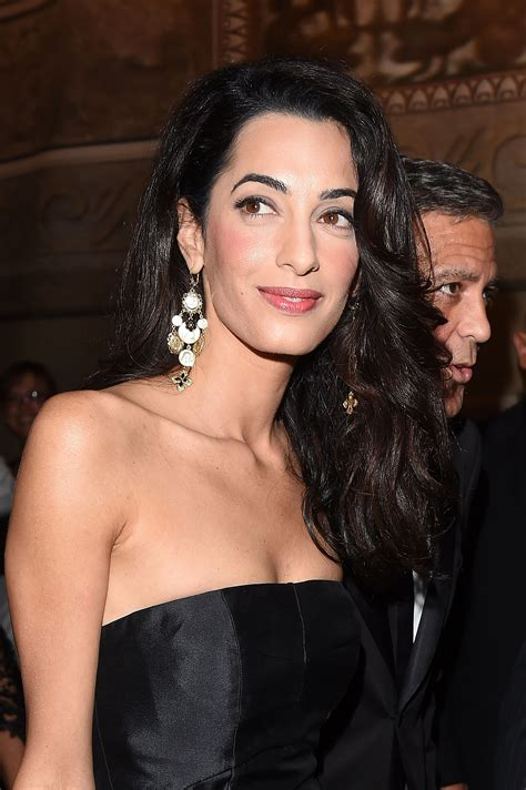 Amal Clooney photo gallery - high quality pics of Amal