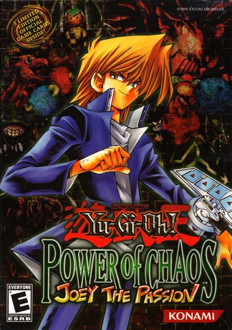 Yu-Gi-Oh! Power of Chaos: Joey the Passion (Game) - Giant Bomb