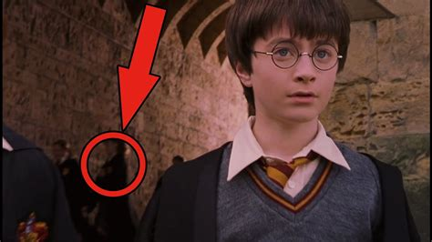 50 Mistakes in Harry Potter and the Sorcerer's Stone - YouTube
