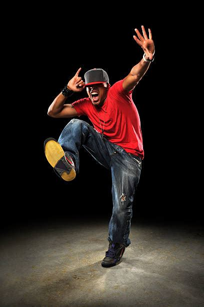 Royalty Free Hip Hop Dancer Pictures, Images and Stock
