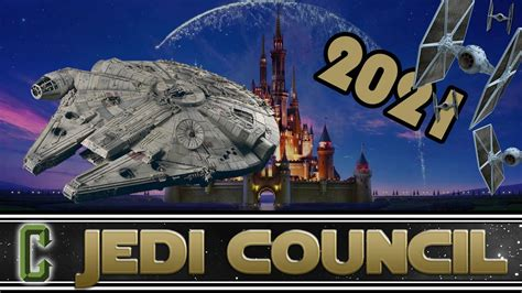 Disney Maps Out the Future of Star Wars From 2021 and