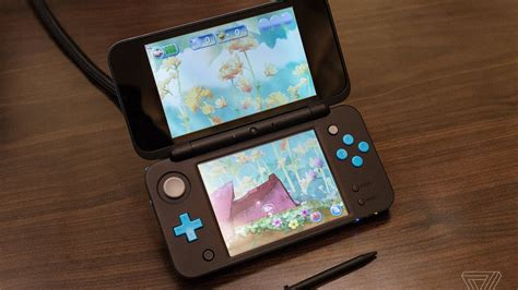 New Nintendo 2DS XL first look - YouTube