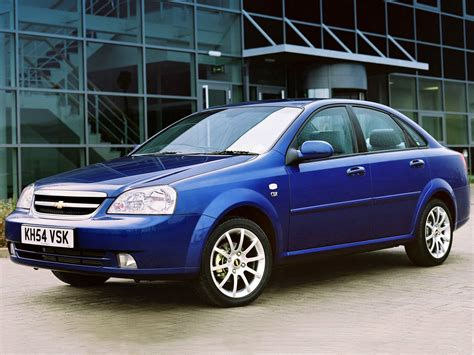 2008 Chevrolet Lacetti sedan – pictures, information and