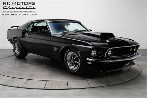 132894 1969 Ford Mustang RK Motors Classic Cars for Sale