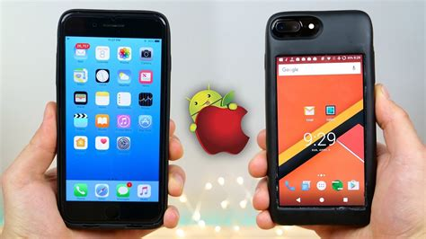 The Android iPhone Case Is Brilliant! - YouTube