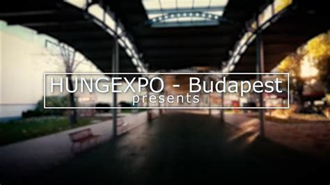 HUNGEXPO - Big in Events 2018 - YouTube