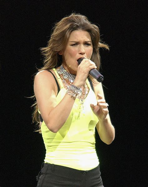 Live on Stage: Shania Twain - In Concert