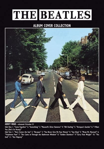 Abbey Road Album Greeting Card Gifts | Zavvi
