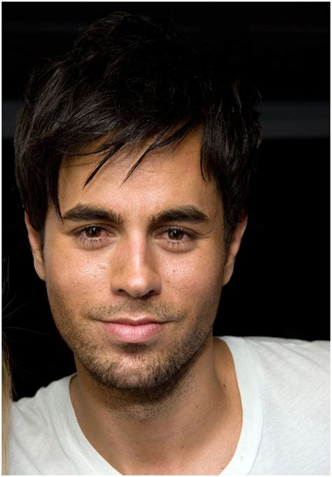 Enrique Iglesias [Singer] | The Male Celebrity