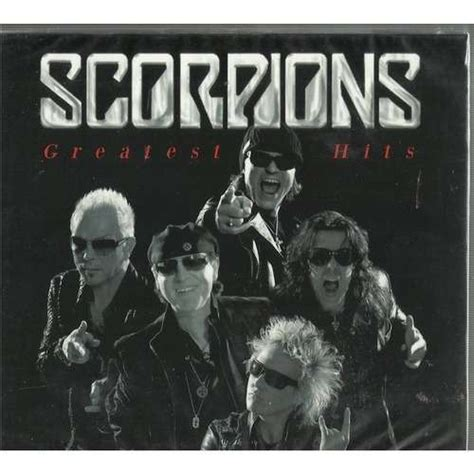Greatest hits by Scorpions, CD x 2 with rockinronnie - Ref