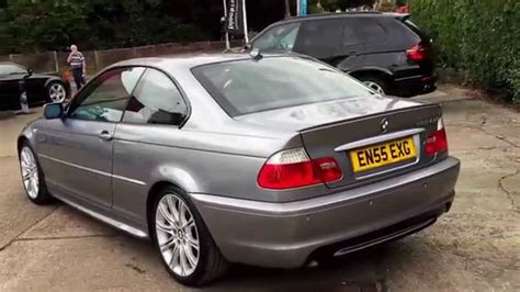 2005 BMW 320D M SPORT COUPE - YouTube