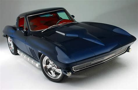 Midnight Madness: Ron Champe's 1965 Corvette Sting Ray