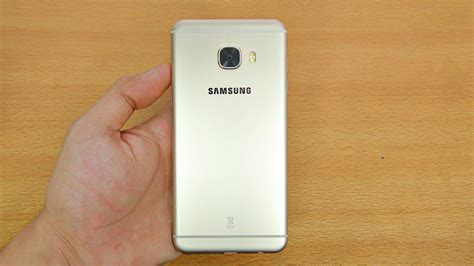 Samsung Galaxy C5 - Full Review! (4K) - YouTube