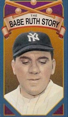 The Babe Ruth Story - Wikipedia